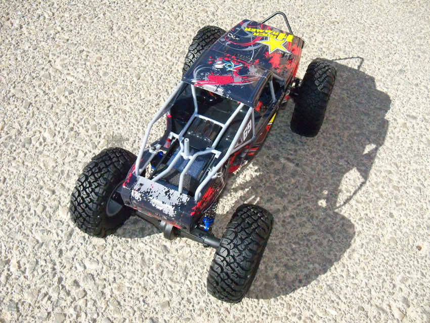 HSP Rock Crawler RGT