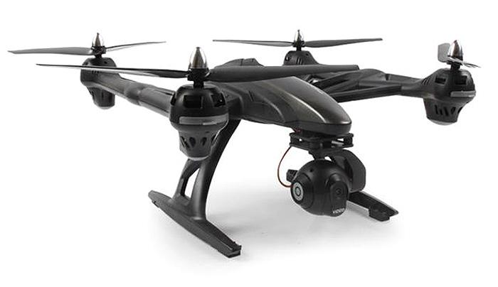Dron JXD 507G camara 2MP con monitor y sistema FPV 5.8G