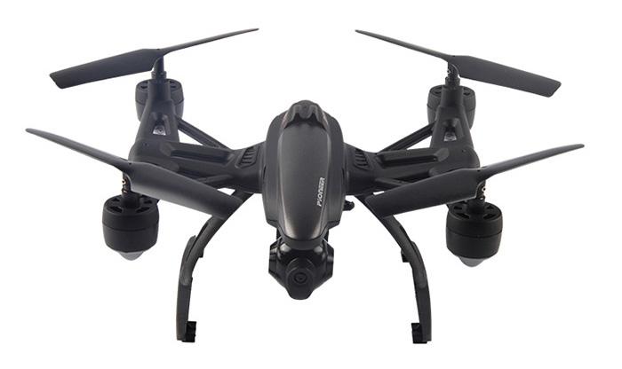 Dron JXD 509G camara 2MP con monitor y sistema FPV 5.8G