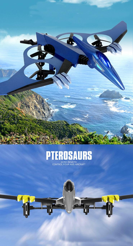 Dron JXD 511 Pterosaurios