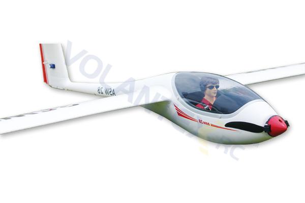 Motovelero Volantex 759-1 ASW28