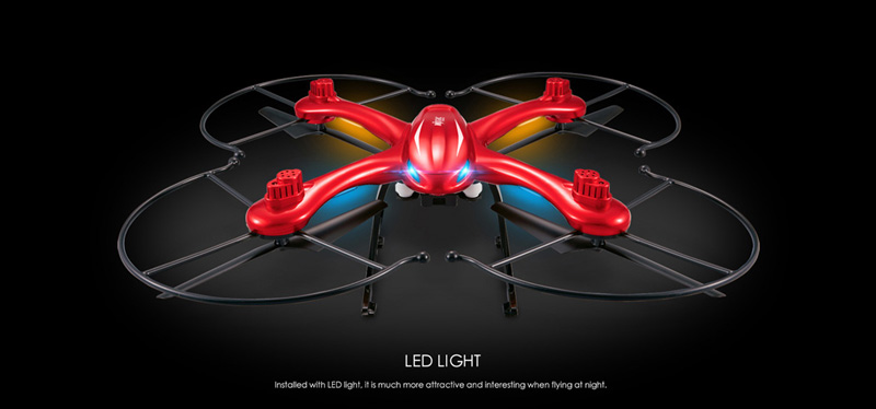 DRONE MJX X101 GIGANTE HEADLESS y RETORNO A CASA + CAMARA C4008