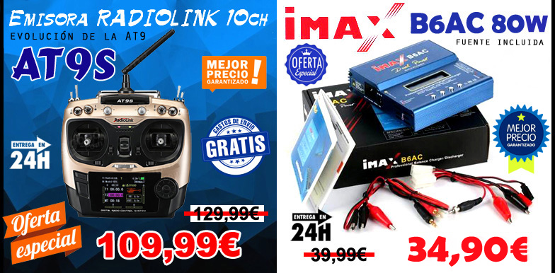 Dron MJX X102H + C�maraHD WIFI C4018 + GAFAS VR 3D altitud estable