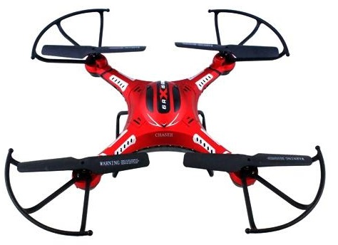 Dron FPV DFD F183D de 5CH GYRO 6 EJES en 2.4 GHz. JJRC H8D-2
