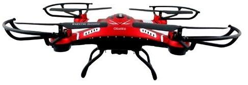 Dron FPV DFD F183D de 5CH GYRO 6 EJES en 2.4 GHz. JJRC H8D-5