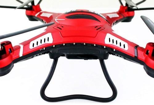 Dron FPV DFD F183D de 5CH GYRO 6 EJES en 2.4 GHz. JJRC H8D-6