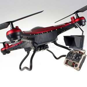 Dron FPV DFD F183D de 5CH GYRO 6 EJES en 2.4 GHz. JJRC H8D-7