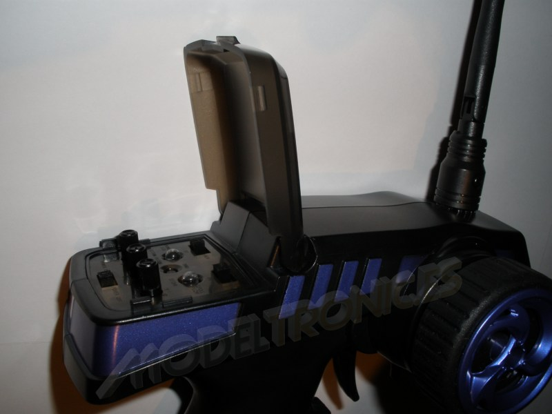 RALLY MONSTER 1:10 HSP NITRO 2.4 GHz + CHISPO +1L Azul-negro-16