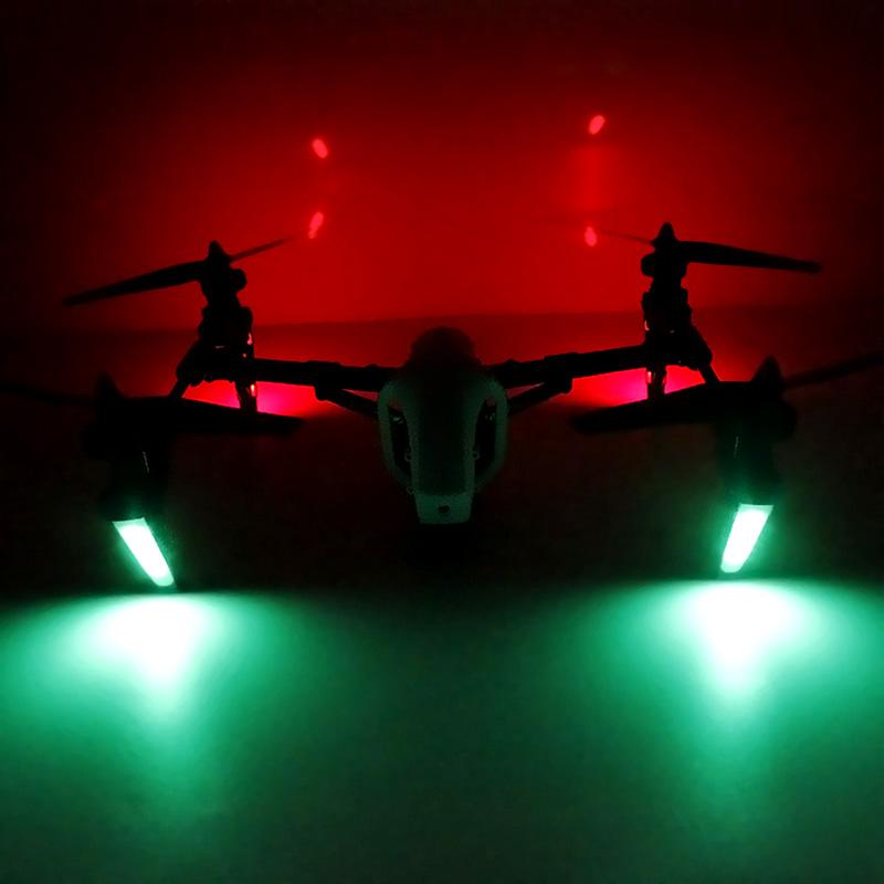 Cuadricoptero Q222G FPV COLOR NEGRO