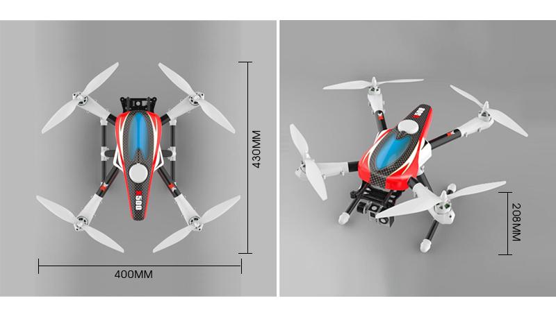 Resultado de imagen de xk aircam x500