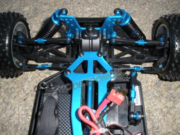[TOP Li-Po] Buggy 1:10 XSTR PRO LIPO EDITION Azul-blanco-9