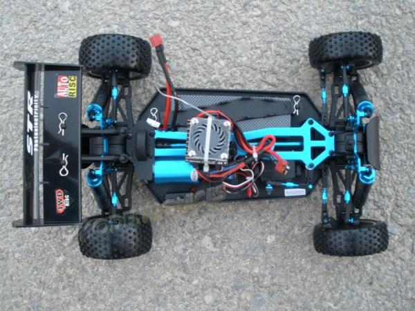 [TOP Li-Po] Buggy 1:10 XSTR PRO LIPO EDITION Azul-blanco-4