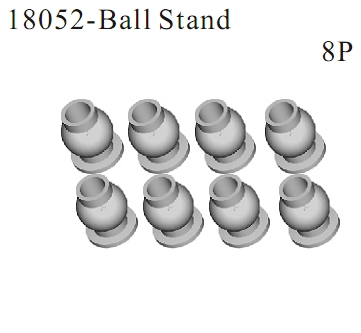 18052 - Ball Stand 5.9 8P