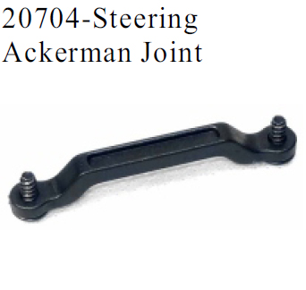 20704 - Steering Ackerman Joint