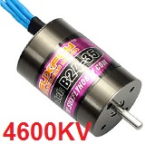 Motor brushless coches 1/16 1/18 2435-18T 4600KV