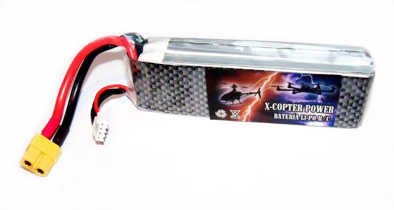 bateria lipo 2800