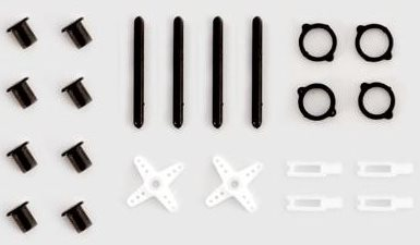 52051 Set piezas de plastico Wing dragon Sportster Art-tech