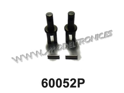 60052 - Centre Diff.Joint Cups 2P