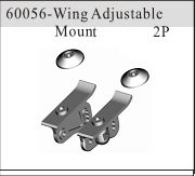 60056 - Wing Adjustable Mount(L/R)