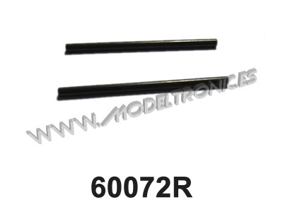 60072 - Front/Rear Lower Suspension Arm Hinge Pin 3*66 2P