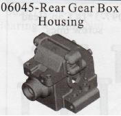06045 - Rear gear box
