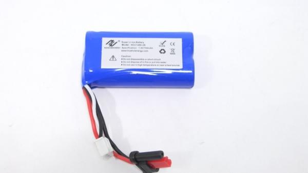 Batería Li-Po X-COPTER Power 11,1v 2.200 mAh descarga 60C-0