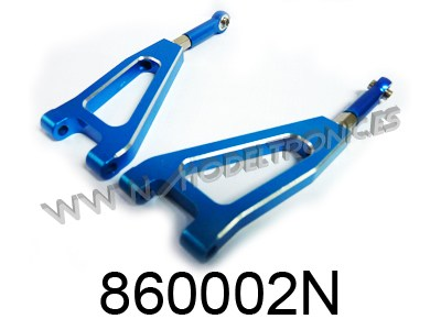 860002 Front Upper suspension Arm(Al.) 2P