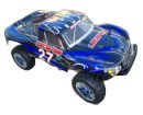 [TOP Li-Po] Rally Monster 1:8 Brushless LIPO EDITION Azul-negro