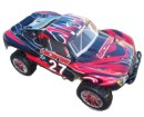 [TOP Li-Po] Rally Monster 1:8 Brushless LIPO EDITION Rojo-negro