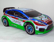 [TOP Li-Po] SPORT RALLY RACING KUTIGER BRUSHLESS LIPO 1:10 verde