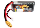 Batería Li-Po Dragon Power 7,4v 1.500 mAh descarga 30C XT-60