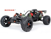 Buggy 1:5 Baja Rovan Sports 260A 26cc NEGRO ENERGY