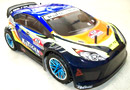 [TOP Li-Po] SPORT RALLY RACING KUTIGER BRUSHLESS LIPO 1:10 AZUL-