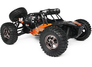 Coche 4x4 rally monster buggy dune HBX 12815 RTR 1:12 velocidad de 38km/h