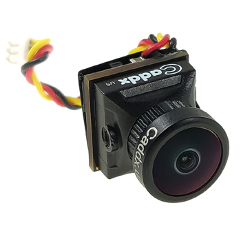 Micro Cámara FPV EOS2 1200TVL CMOS NTSC/PAL Global lente 2.1mm