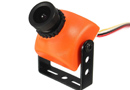 Mini Cámara FPV Sony Chip4140 700TVL HD Naranja