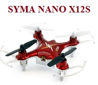 Mini Dron X12S NANO 6 EJES 2,4Ghz RTF Headless