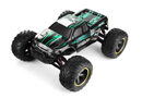 Coche rc Monster escala 1/12 2WD 9115 electrico 2.4Ghz VERDE 40km/h !! GPTOYS S911 Xinlehong