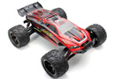 Monster Truck  RC escala 1/12 9116 eléctrico 2.4Ghz ROJO 40KM/H