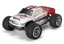 Monster Truck A979B 1:18 RTR 2.4 GHz Wltoys 70 KM/H ROJO A979-B con motor 550 A979