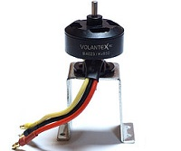 Motor brushless B4023 / 850KV Volantex 747-3 747-4 759-1 eje 4mm