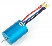 Motor brushless HSP 3300KV 12T 3650 coches 1:10