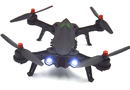 Dron de carreras Brushless MJX Bugs 6 con luces 2.4Ghz