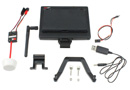 Sistema FPV XK innovations con TX/RX video y monitor 4,3""