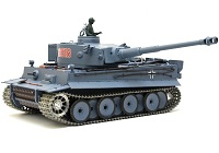 Tanque RC Tiger I PRO 1/16 Heng Long cadenas/transmisiones metal 2.4G 3818-1 UPGRADE