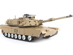 Tanque RC U.S. M1A2 ABRAMS ULTIMATE EDITION LIPO 1:16 HENG LONG 2.4G 3918-1