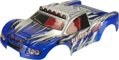 17096 Carroceria Rally Monster 1:10 46x23 cm