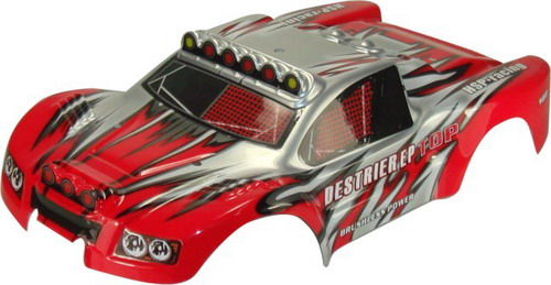 17097 Carroceria Rally Monster 1:10 46x23 cm