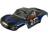 55901 HSP Carroceria azul-negra Rally Monster 1:10 46x23 cm
