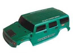88111- Carroceria monster 1:10 hummer verde